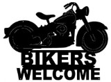 Bikers Welcome